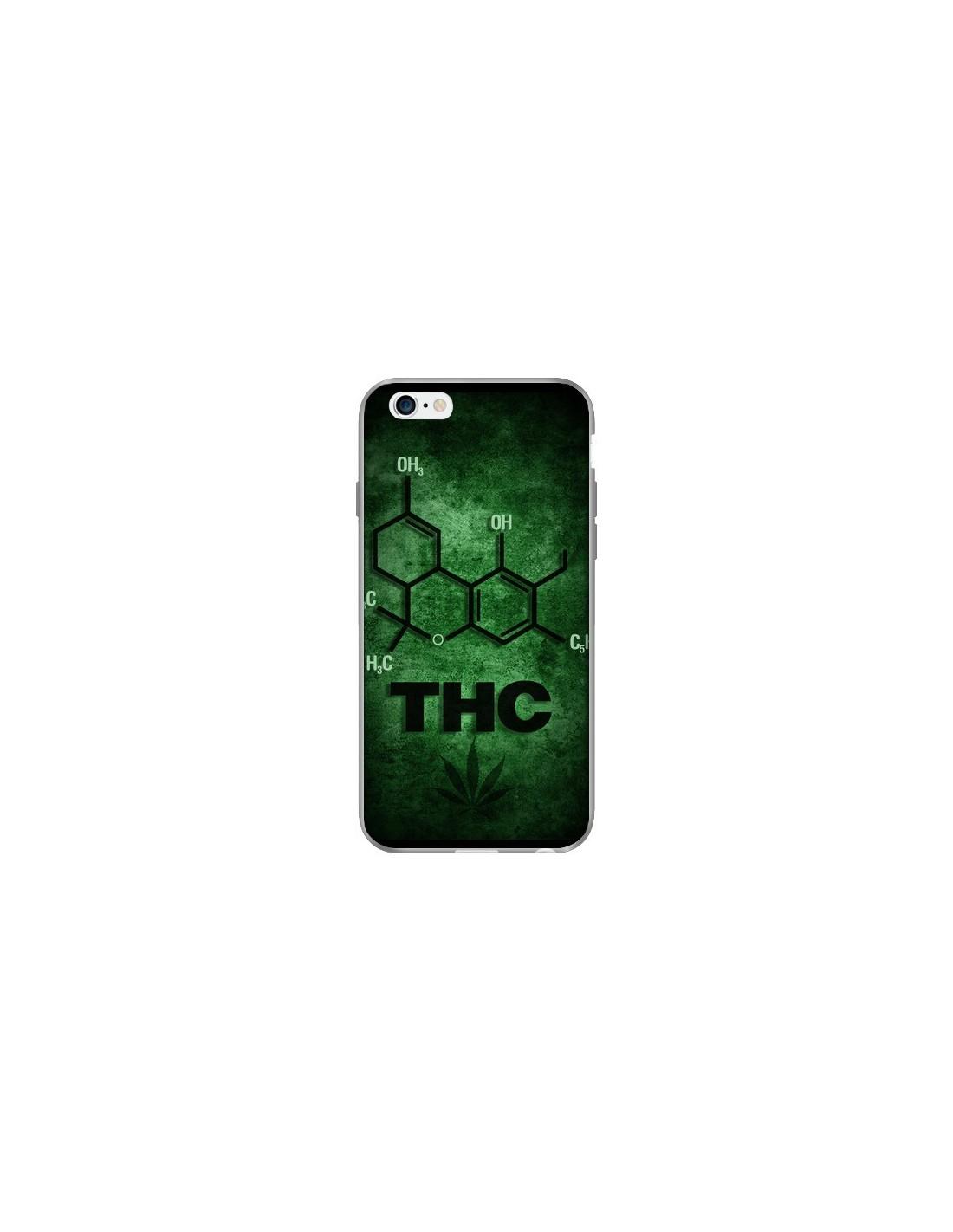 coque iphone 6 cannabis