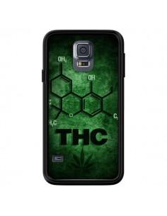 Coque THC Molécule pour Samsung Galaxy S5 - Bertrand Carriere