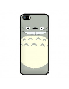 Coque Totoro Content Manga pour iPhone 5 et 5S - Bertrand Carriere