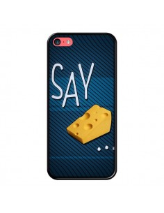 Coque Say Cheese Souris pour iPhone 5C - Bertrand Carriere