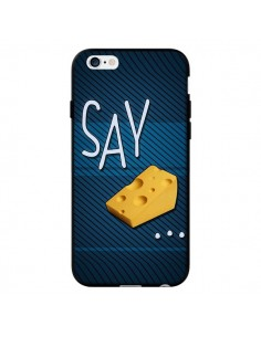 Coque Say Cheese Souris pour iPhone 6 - Bertrand Carriere
