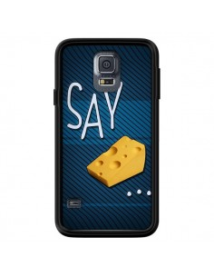 Coque Say Cheese Souris pour Samsung Galaxy S5 - Bertrand Carriere