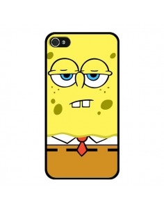 Coque Bob l'Eponge Sponge Bob pour iPhone 4 et 4S - Bertrand Carriere