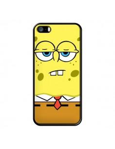 Coque Bob l'Eponge Sponge Bob pour iPhone 5 et 5S - Bertrand Carriere