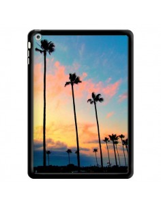 Coque California Californie USA Palmiers pour iPad Air - Tara Yarte