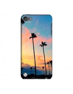 Coque California Californie USA Palmiers pour iPod Touch 5 - Tara Yarte