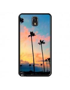 Coque California Californie USA Palmiers pour Samsung Galaxy Note III - Tara Yarte