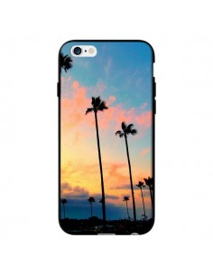 Coque California Californie USA Palmiers pour iPhone 6 - Tara Yarte