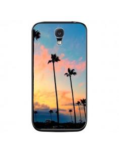 Coque California Californie USA Palmiers pour Samsung Galaxy S4 - Tara Yarte