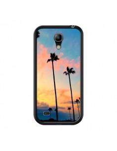 Coque California Californie USA Palmiers pour Samsung Galaxy S4 Mini - Tara Yarte