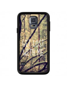 Coque Get lost with me foret pour Samsung Galaxy S5 - Tara Yarte