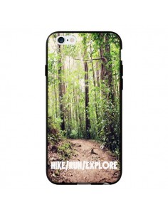 Coque Hike Run Explore Paysage Foret pour iPhone 6 - Tara Yarte