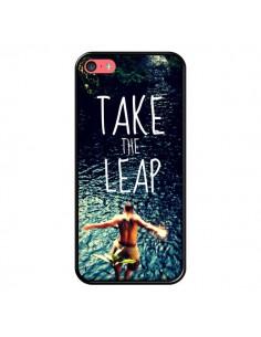 Coque Take the leap Saut pour iPhone 5C - Tara Yarte