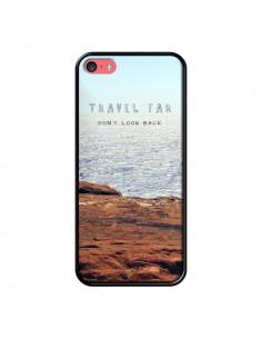 Coque Travel Far Mer pour iPhone 5C - Tara Yarte