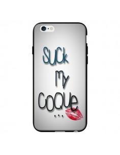 Coque Suck my coque Lips Bouche Lèvres pour iPhone 6 - Bertrand Carriere