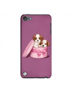 Coque Chien Dog Boite Noeud pour iPod Touch 5 - Maryline Cazenave