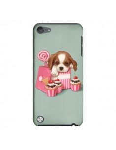 Coque Chien Dog Cupcake Gateau Boite pour iPod Touch 5 - Maryline Cazenave