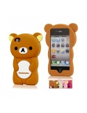Coque Rilakkuma Ourson pour iPhone 4/4S