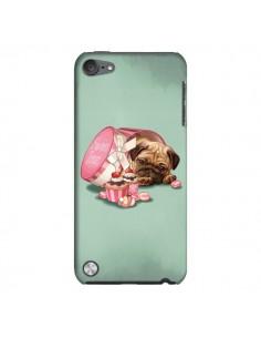 Coque Chien Dog Cupcakes Gateau Bonbon Boite pour iPod Touch 5 - Maryline Cazenave