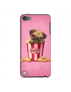 Coque Chien Dog Popcorn Film pour iPod Touch 5 - Maryline Cazenave