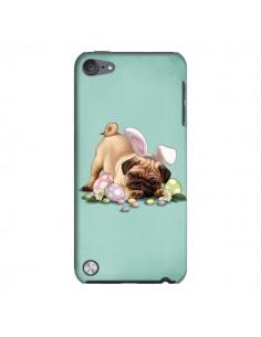 Coque Chien Dog Rabbit Lapin Pâques Easter pour iPod Touch 5 - Maryline Cazenave