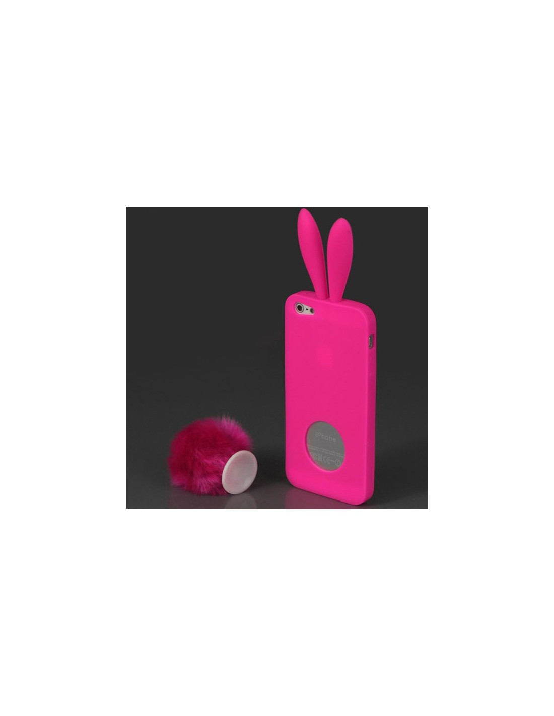 coque iphone 7 plus lapin
