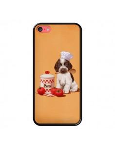 Coque Chien Dog Pates Pasta Cuisinier pour iPhone 5C - Maryline Cazenave