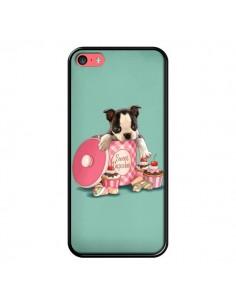 Coque Chien Dog Cupcakes Gateau Boite pour iPhone 5C - Maryline Cazenave
