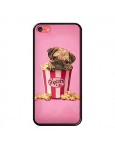 Coque Chien Dog Popcorn Film pour iPhone 5C - Maryline Cazenave