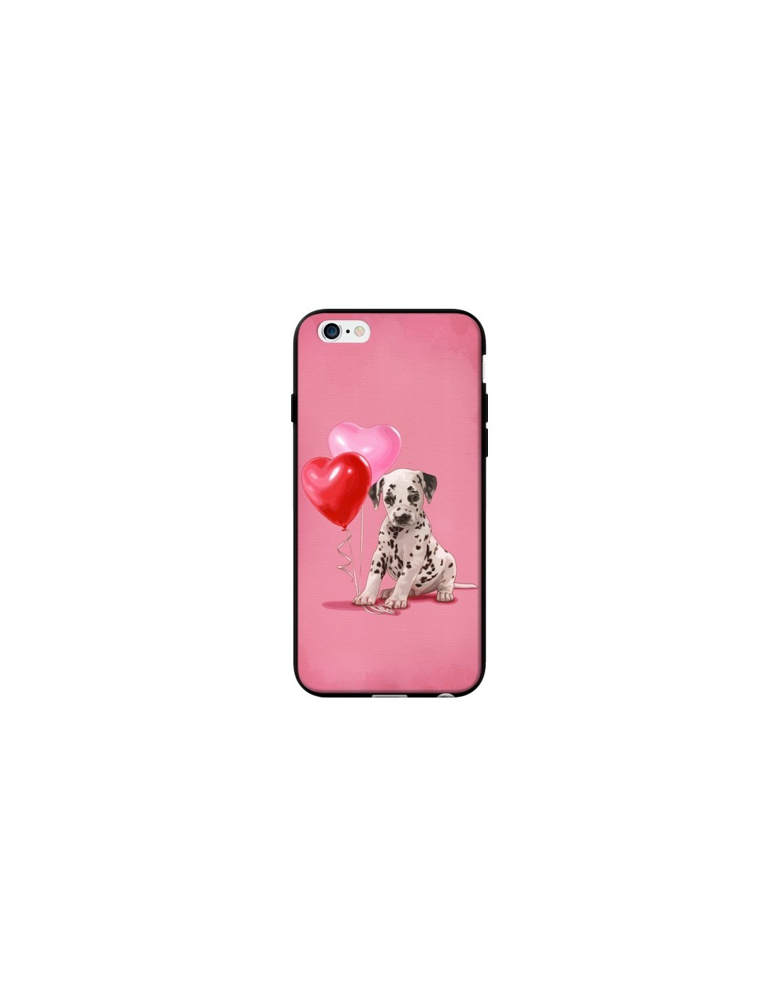 coque chien iphone 6