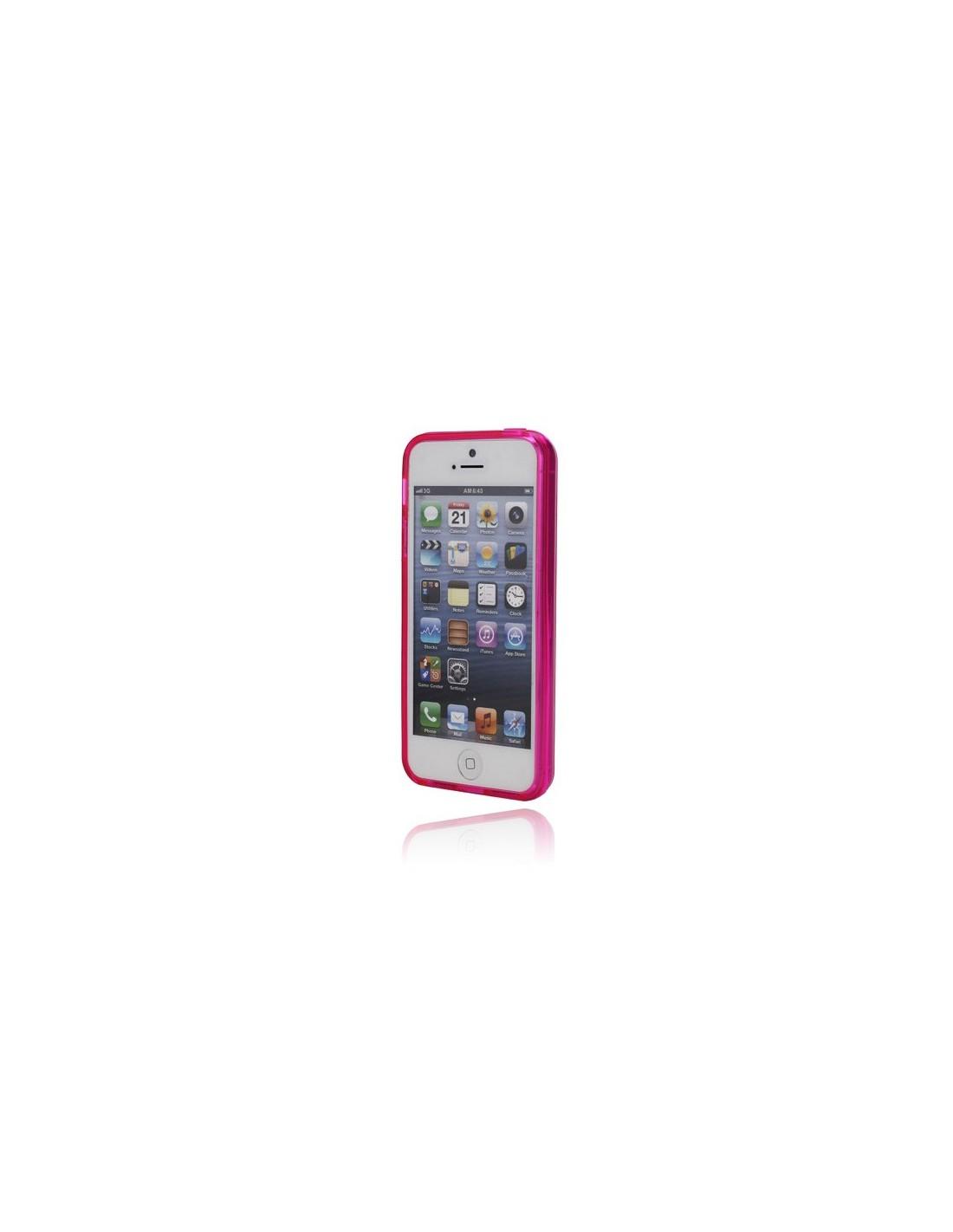 Coque Transparente Silicone Iphone Se