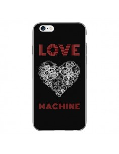 Coque Love Machine Coeur Amour pour iPhone 6 Plus - Julien Martinez