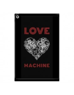 Coque Love Machine Coeur Amour pour iPad Air - Julien Martinez