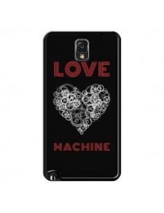 Coque Love Machine Coeur Amour pour Samsung Galaxy Note III - Julien Martinez