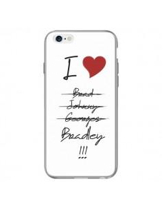 Coque I love Bradley Coeur Amour pour iPhone 6 Plus - Julien Martinez