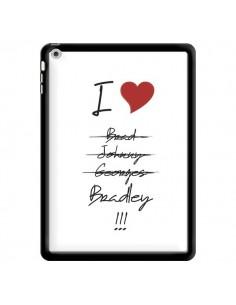 Coque I love Bradley Coeur Amour pour iPad Air - Julien Martinez