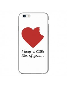 Coque I Keep a little bite of you Coeur Love Amour pour iPhone 6 Plus - Julien Martinez