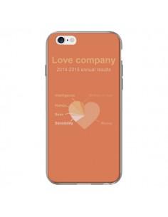 Coque Love Company Coeur Amour pour iPhone 6 Plus - Julien Martinez