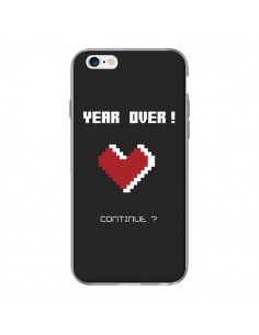 Coque Year Over Love Coeur Amour pour iPhone 6 Plus - Julien Martinez