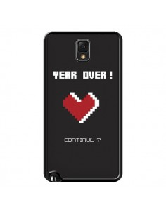 Coque Year Over Love Coeur Amour pour Samsung Galaxy Note IV - Julien Martinez