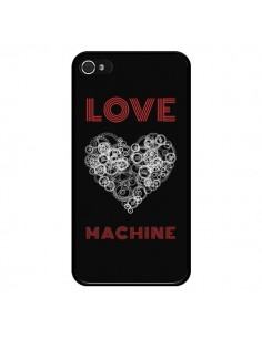 Coque Love Machine Coeur Amour pour iPhone 4 et 4S - Julien Martinez