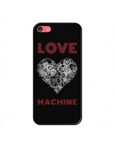 Coque Love Machine Coeur Amour pour iPhone 5C - Julien Martinez