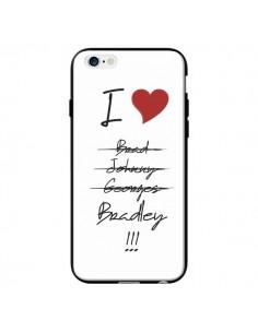 Coque I love Bradley Coeur Amour pour iPhone 6 - Julien Martinez