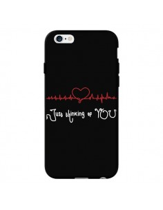 Coque Just Thinking of You Coeur Love Amour pour iPhone 6 - Julien Martinez