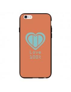 Coque Love 100% Coeur Amour pour iPhone 6 - Julien Martinez