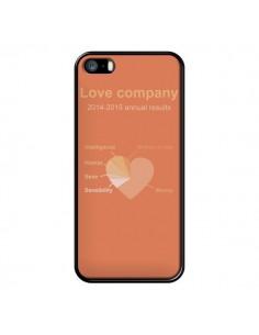 Coque Love Company Coeur Amour pour iPhone 5 et 5S - Julien Martinez