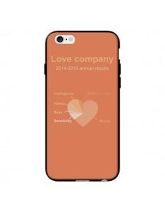 Coque Love Company Coeur Amour pour iPhone 6 - Julien Martinez
