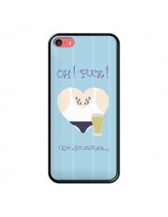 Coque Homme Man Fuck Love Coeur Amour pour iPhone 5C - Julien Martinez