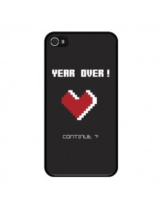 Coque Year Over Love Coeur Amour pour iPhone 4 et 4S - Julien Martinez