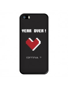 Coque Year Over Love Coeur Amour pour iPhone 5 et 5S - Julien Martinez